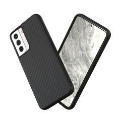 RhinoShield SolidSuit Backcover Samsung Galaxy S21 - Carbon Fiber