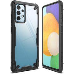 Ringke Fusion X Case Samsung Galaxy A52(s) (5G/4G) - Schwarz