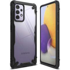 Ringke Fusion X Case für das Samsung Galaxy A72 - Schwarz