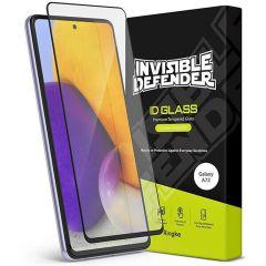 Ringke ID Glass Screen Protector Samsung Galaxy A72 - Schwarz