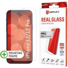 Displex Bildschirmschutzfolie Real Glass für das iPhone 12 (Pro)