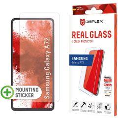 Displex Bildschirmschutzfolie Real Glass für das Samsung Galaxy A72