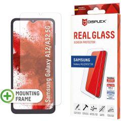 Displex Bildschirmschutzfolie Real Glass für das Samsung Galaxy A32 (5G) / A12