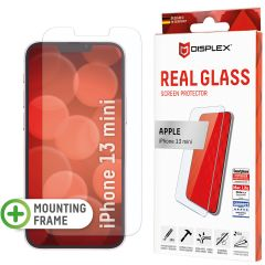 Displex Bildschirmschutzfolie Real Glass für das iPhone 13 Mini