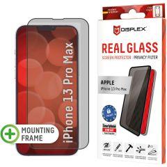 Displex Displayschutz aus gehärtetem Glas Privacy für das iPhone 13 Pro Max
