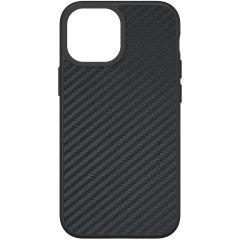 RhinoShield SolidSuit Backcover iPhone 13 - Carbon Fiber Black