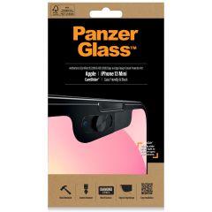 PanzerGlass CamSlider™ Case Friendly Screen Protector für das iPhone 13 Mini - Schwarz