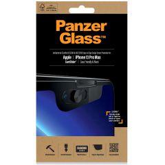 PanzerGlass CamSlider™ Case Friendly Screen Protector für das iPhone 13 Pro Max - Schwarz
