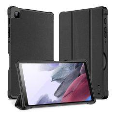 Dux Ducis Domo Book Case für Samsung Galaxy Tab A7 Lite - Schwarz