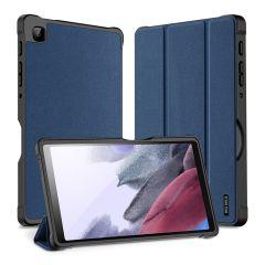 Dux Ducis Domo Book Case für Samsung Galaxy Tab A7 Lite - Dunkelblau