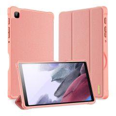 Dux Ducis Domo Book Case für Samsung Galaxy Tab A7 Lite - Roségold