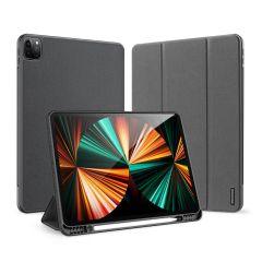 Dux Ducis Domo Book Case für das iPad Pro 12.9 (2021) - Schwarz