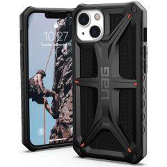 UAG Monarch Case für das iPhone 13 - Kevlar Black