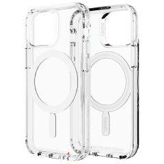 Gear4 Crystal Palace Case MagSafe für das iPhone 13 Mini - Transparent