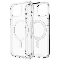 Gear4 Crystal Palace Case MagSafe für das iPhone 13 - Transparent