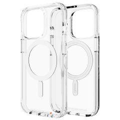 Gear4 Crystal Palace Case MagSafe für das iPhone 13 Pro - Transparent