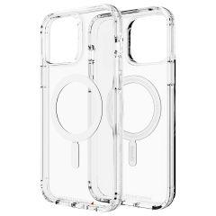 Gear4 Crystal Palace Case MagSafe für das iPhone 13 Pro Max - Transparent