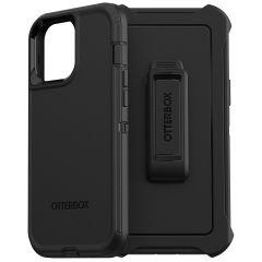 OtterBox Defender Rugged Case iPhone 13 Pro Max - Schwarz