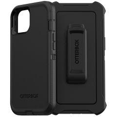 OtterBox Defender Rugged Case iPhone 13 - Schwarz