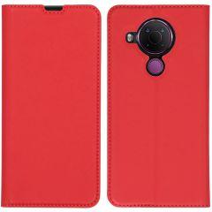 iMoshion Slim Folio Booklet Nokia 5.4 - Rot