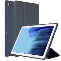 Accezz Smart Silicone Bookcase Samsung Galaxy Tab A7 - Dunkelblau