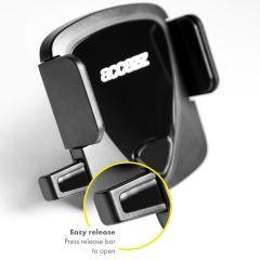 Accezz Universal-Handyhalterung für die Frontscheibe - Schwarz