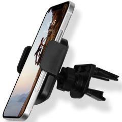 Accezz Universal-Handyhalter für Lüftungsgitter im Auto - Schwarz