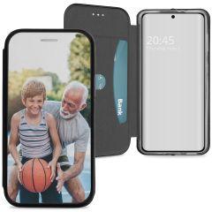 Samsung Galaxy S21 Gel Bookstyle gestalten (einseitig)