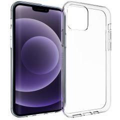 Accezz TPU Clear Cover für das iPhone 13 - Transparent