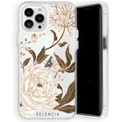 Selencia Fashion-Backcover zuverlässigem Schutz iPhone 13 Pro Max