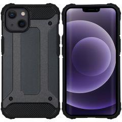 iMoshion Rugged Xtreme Case für das iPhone 13 - Schwarz