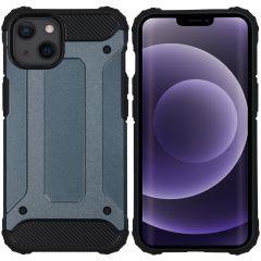 iMoshion Rugged Xtreme Case für das iPhone 13 - Dunkelblau