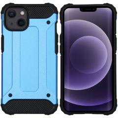 iMoshion Rugged Xtreme Case für das iPhone 13 - Hellblau