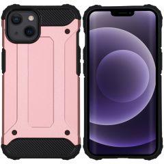 iMoshion Rugged Xtreme Case für das iPhone 13 - Rosegold