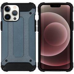 iMoshion Rugged Xtreme Case für das iPhone 13 Pro Max - Dunkelblau