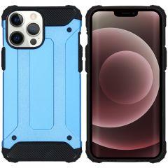 iMoshion Rugged Xtreme Case für das iPhone 13 Pro Max - Hellblau