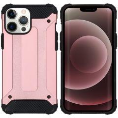 iMoshion Rugged Xtreme Case für das iPhone 13 Pro Max - Rosegold