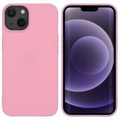 iMoshion Color TPU Hülle für das iPhone 13 - Rosa