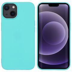 iMoshion Color TPU Hülle für das iPhone 13 - Mintgrün