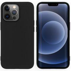 iMoshion Color TPU Hülle für das iPhone 13 Mini - Schwarz
