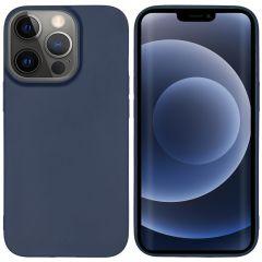 iMoshion Color TPU Hülle für das iPhone 13 Pro - Dunkelblau