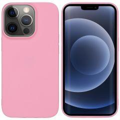 iMoshion Color TPU Hülle für das iPhone 13 Pro - Rosa