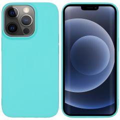 iMoshion Color TPU Hülle für das iPhone 13 Pro - Mintgrün