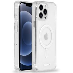 Accezz Clear Backcover mit MagSafe iPhone 13 Pro - Transparent