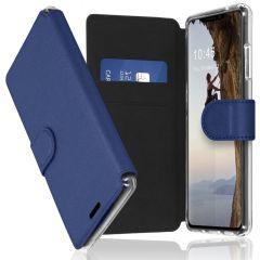 Accezz Xtreme Wallet für das iPhone 13 - Dunkelblau