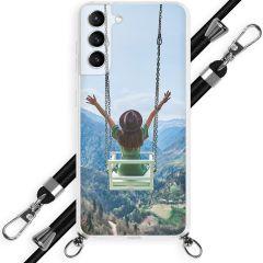 Gestalte deine eigene Hülle mit Band für das Samsung Galaxy S21