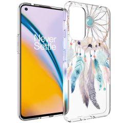 iMoshion Design Hülle OnePlus Nord 2 - Dreamcatcher