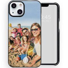 Gestalte deine eigeneiPhone 13 Hardcase Hülle - Schwarz