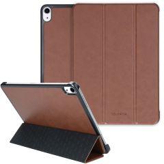 Selencia Nuria Trifold Book Case aus veganem Leder iPad Air (2020)