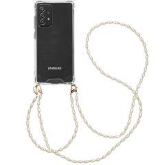iMoshion Handykette Perlen + Handgelenkschlaufe Galaxy A52(s) (5G/4G)